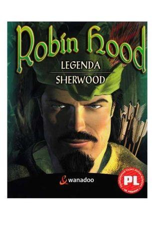 ROBIN HOOD Legenda SHERWOOD PC +5/6 Wydanie [PL]