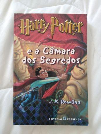 Harry Potter e a câmara dos segredos - NOVO