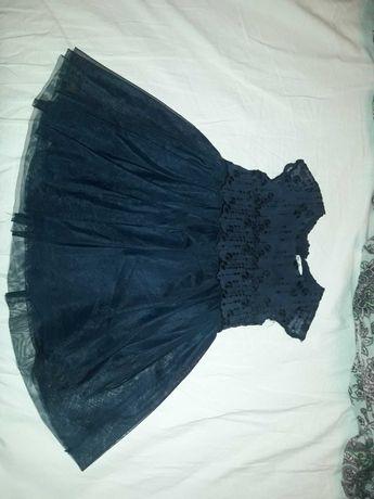 Sukienka tiulowa 86