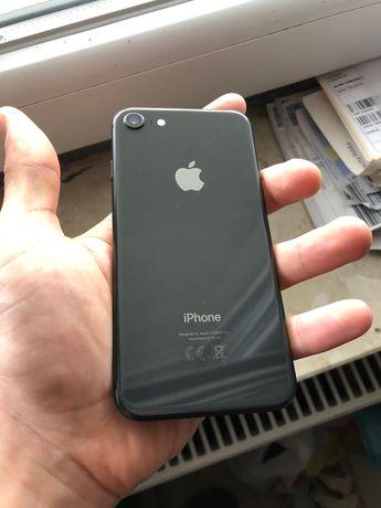 Apple iPhone 8 64GB Space Gray Grey Czarny Smartfon + Etui