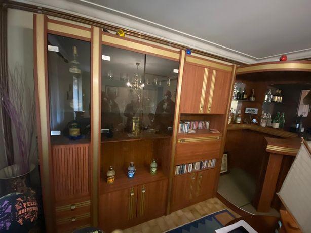 Bar - Estante madeira