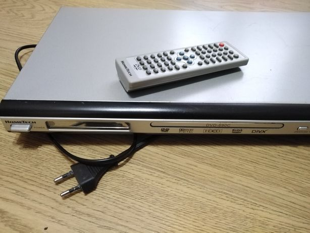 Dvd home tech