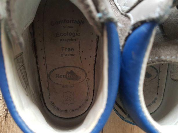 Buty trzewiki chlopiec 25
