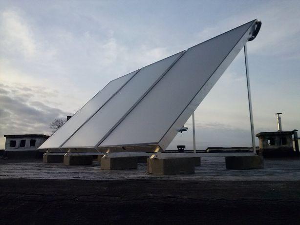 Solary/Serwis/Naprawa instalacji solarnych/Kolektory słoneczne/Glikol