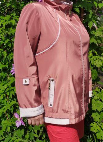 Куртка ветровка, размер 54-56