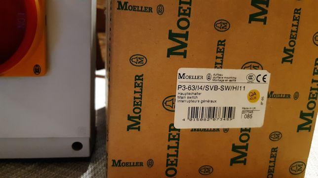 Łącznik, rozłącznik P3 Eaton Moeller