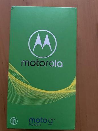 Motorola Moto G7 Power 4/64GB fioletowy