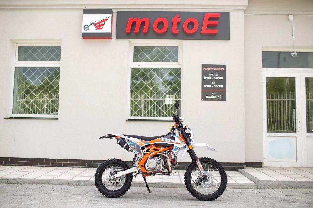 GEON X-RIDE 190 EX PRO Enduro 14\17 пітбайк мотоцикл Каменец-Подольский - изображение 1