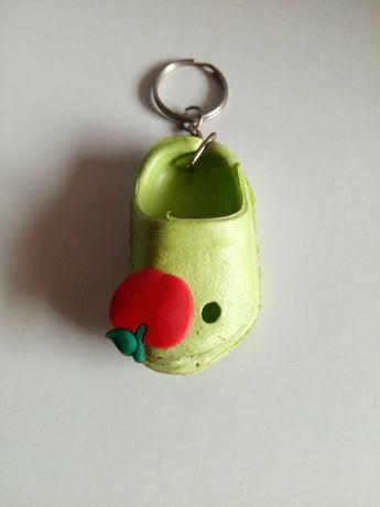 Porta-chaves Croc
