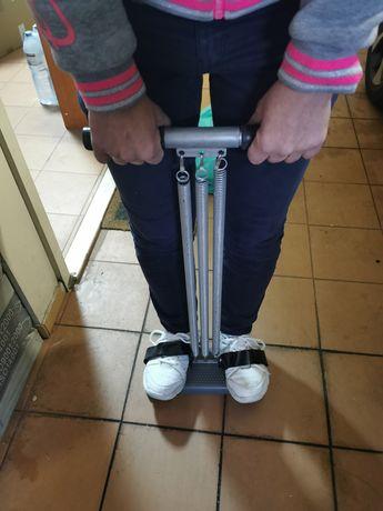 Máquina de musculação manual