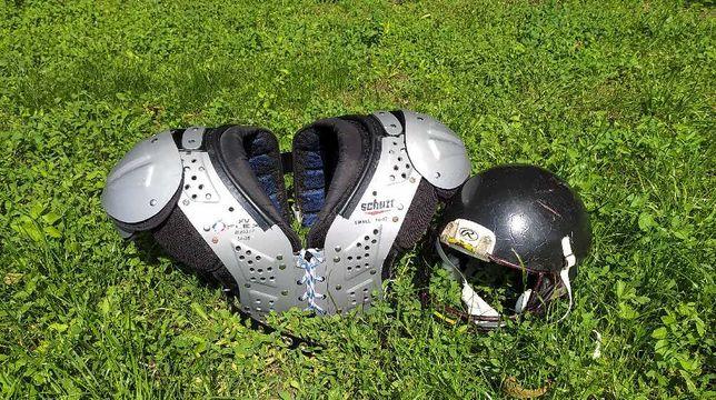 Американский футбол каркас Schutt + шлем Rawlings