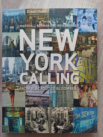 Berman Berger New York Calling from Blackout to Bloomberg po angielsku