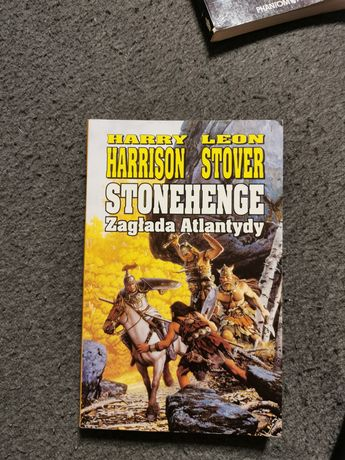 Harry Harrison Stonehenge Zagłada Atlantydy