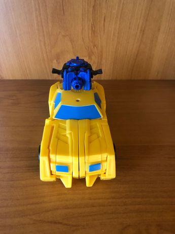 Трансформер Бамблби Гирхэд-Комбайнер с миниконом