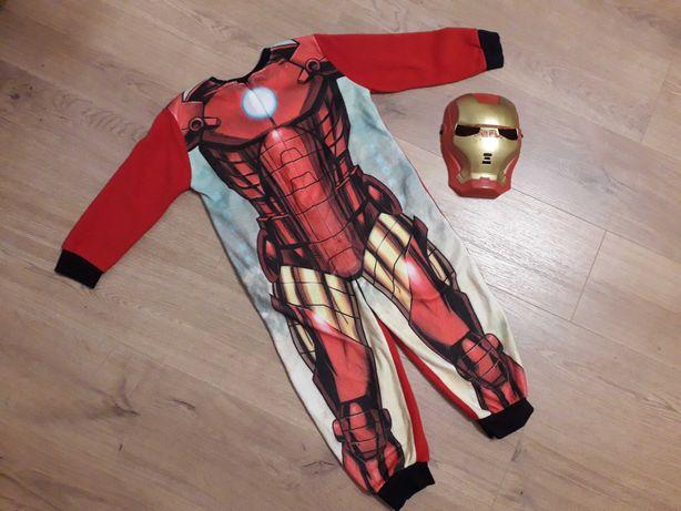 Пижама, человечек, кенгуру, костюм мстители. marvel. avengers 5-6 лет