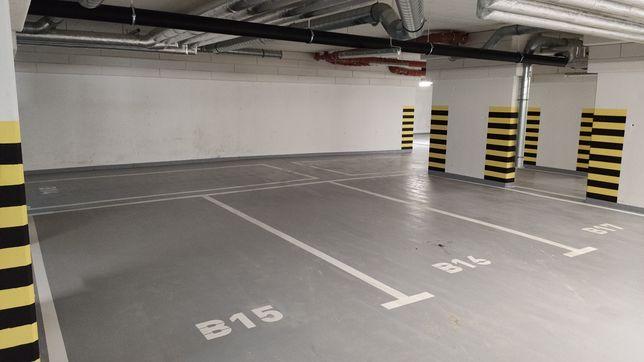 Garaż podziemny ul.Rydlówka 6