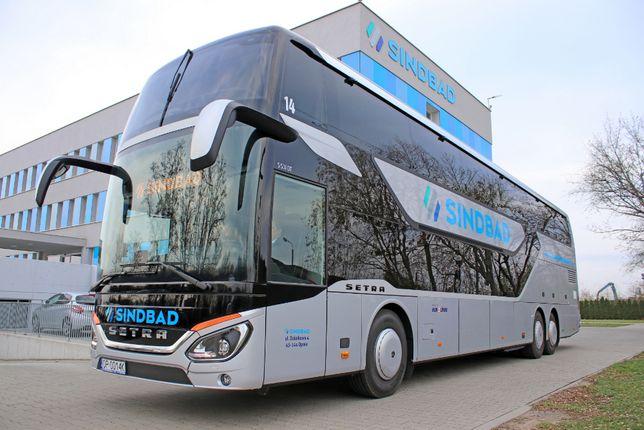 Sprzedaż biletów autobusowych na trasie Inowrocław-Mediolan