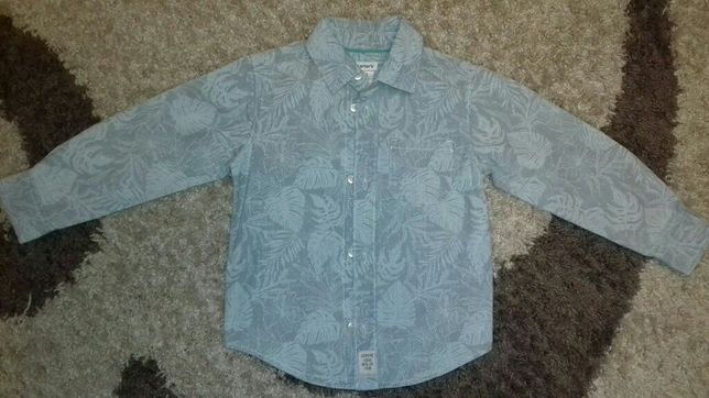 Сорочка Carters на вік 4р, склад 100% коттон в хорошому стані.