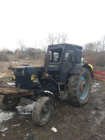 Трактор Т 40.ЛТЗ.