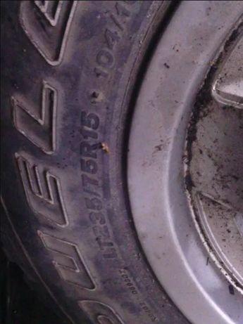 диски легкосплавні Jeep Wrangler, Jeep Cherokee