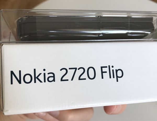 Nokia 2720 Flip telefon z klapką