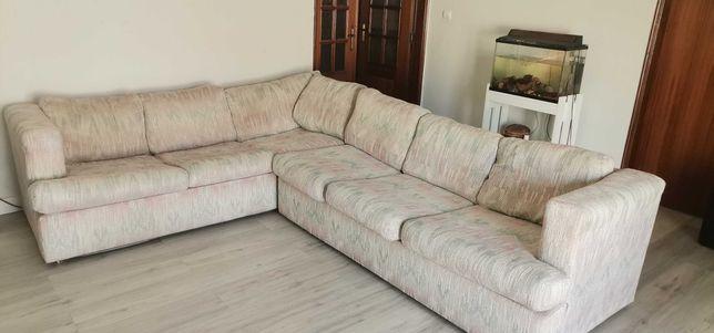 Sofá cama panorâmico