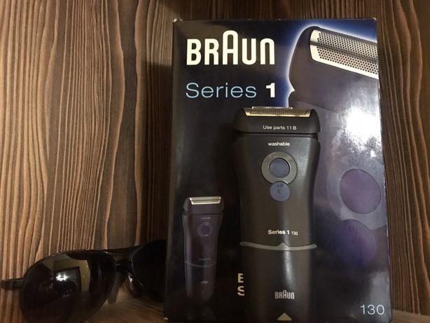 Элетробритва Braun 130 с триммером Series 1 б/у