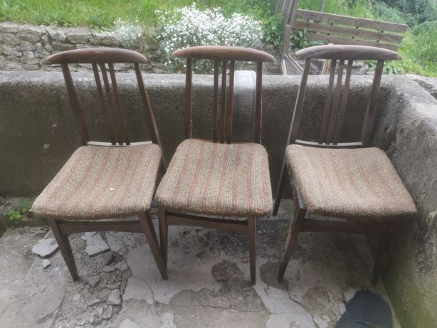 Krzesła PRL, projekt Zielińskiego