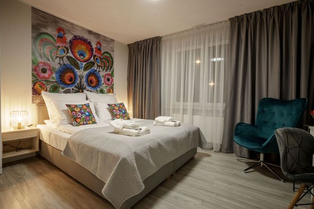 KLIMA romantyczne apartamenty, taras, pokój, doba, 3h -nocleg