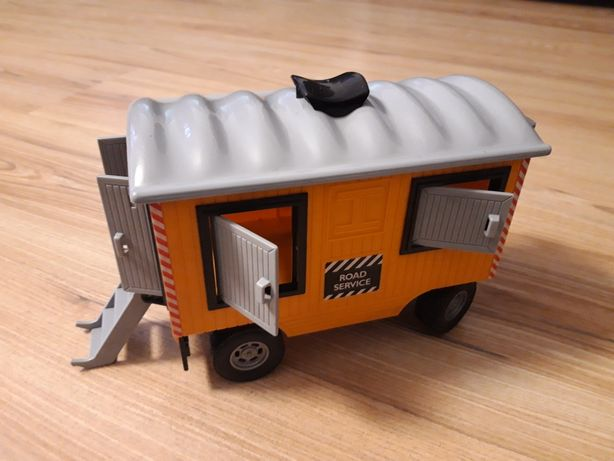 Pojazd drogowy budowlany
