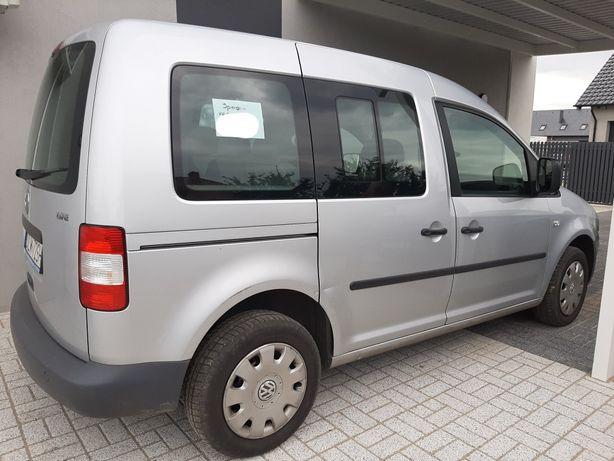 VW CADDY 1,4 benzyna 75KM