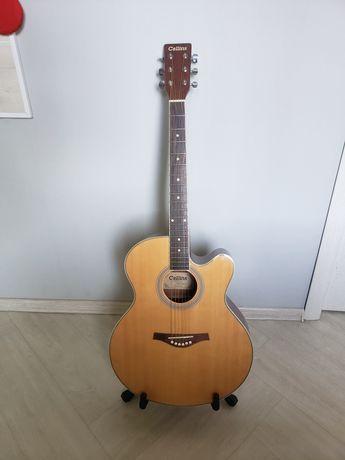 Электроакустическая гитара Collins CS32CENT