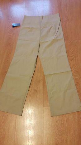 NOWE z metką Ciążowe spodnie rozmiar 36 38 i spódnica 38