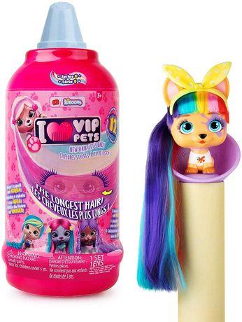 IMC Toys VIP Pets питомец в бутылке, собачка 1 серия