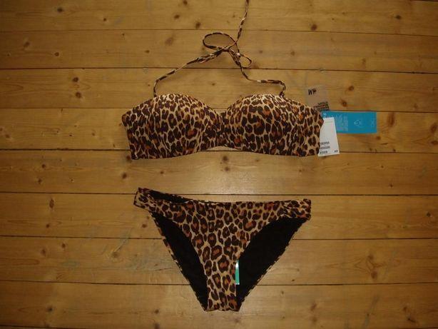 Sexy bikini w panterkę