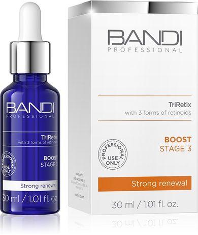 BANDI TriRetix z 3 formami retinoidów GABINETOWY Nowy 30ml