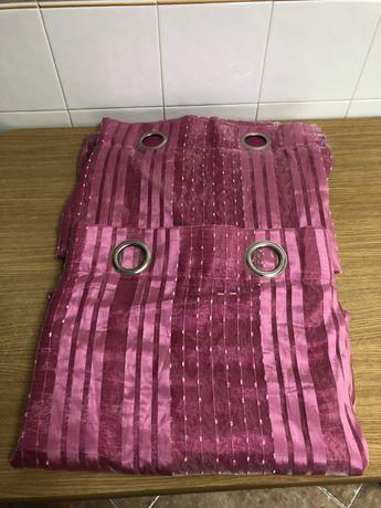 2 Bandas cortinados