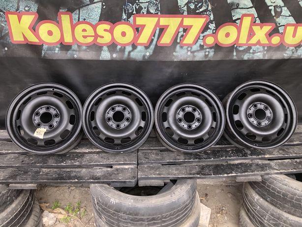 777 Оригинальное Mersedes Стальные диски R-15 5/112
