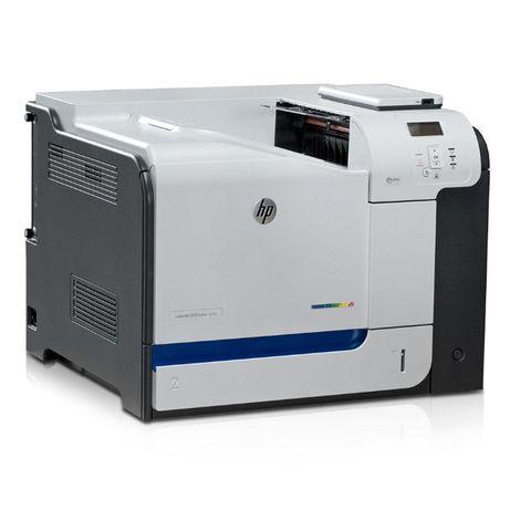 Цветной лазерный принтер HP LaserJet 500 COLOR M551 б/у