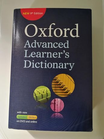 Oxford Advanced Learners Dictionary 9th Edition