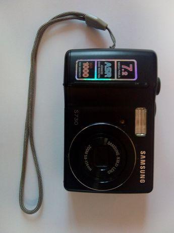 Продам фотоаппарат SAMSUNG  S730 требующий ремонта.