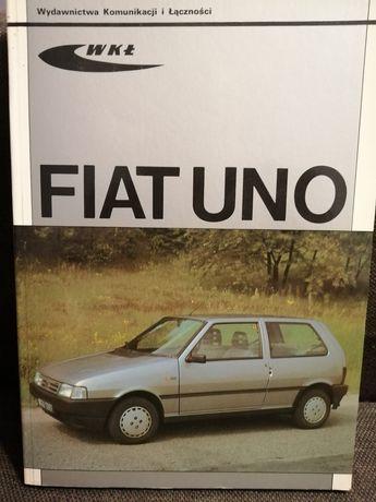 Książka Fiat Uno
