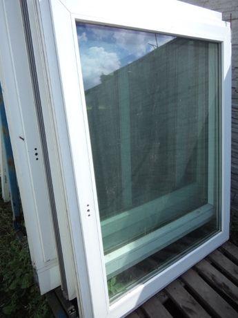 Okna PCV z Niemiec szer127 x 147 wys