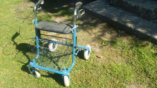 Wózek/balkonik do chodzenia dla osób starszych