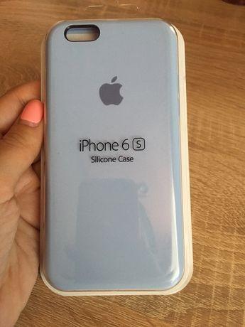 Новый чехол silicone case Айфон Iphone 6 6s
