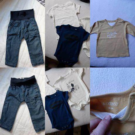 Ubranka dla dziecka