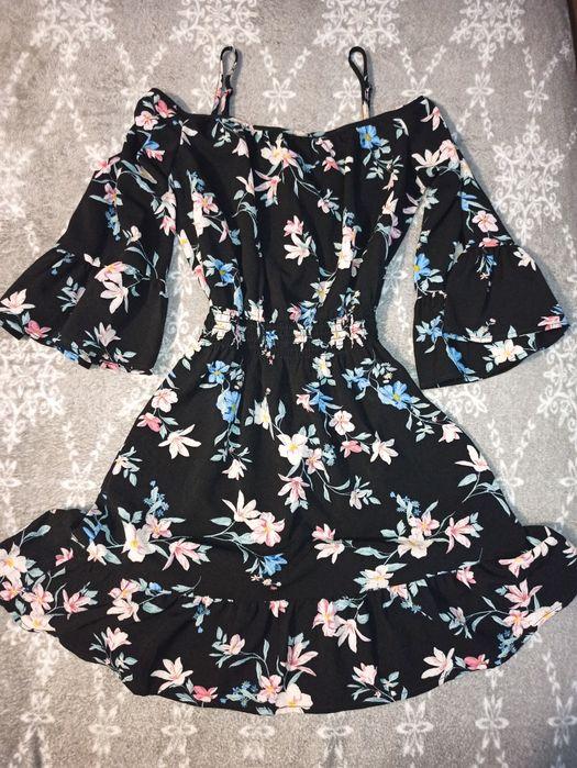 Sukienka w kwiatki H&M Olkusz - image 1