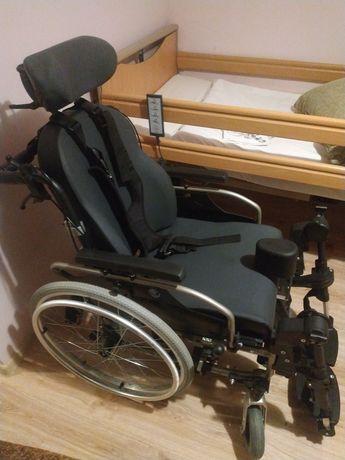 Wózek inwalidzki specjalny V-300-30° vermeiren
