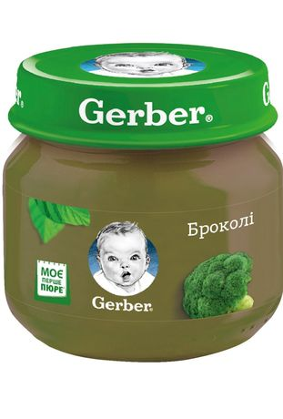 Детское питание Gerber
