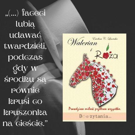 Ebook WALERIAN I RÓŻA - Ewelina C. Lisowska